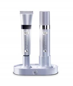 Set cu 2 Seruri Concentrate pentru ochi RoC Sublime Energy E-Pulse Eye, 2 x 10 ml