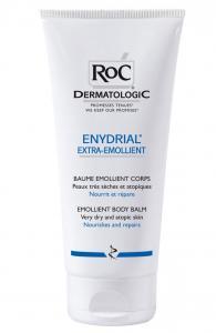 Balsam De Corp Extraemolient RoC ENYDRIAL 200 ml pentru piele uscata si sensibila, 200ml0