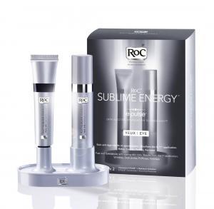 Set cu 2 Seruri Concentrate pentru ochi RoC Sublime Energy E-Pulse Eye, 2 x 10 ml1