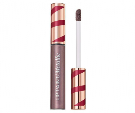Ruj lichid metalic L'Oreal Paris Merry Metals Lip Paint Metallic 303 Internet, 5 ml