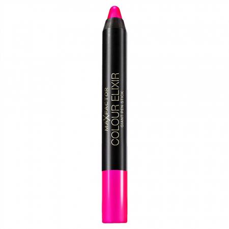 Ruj Max Factor Lipstick Colour Elixir Giant Pen Stick, 15 Vibrant Pink