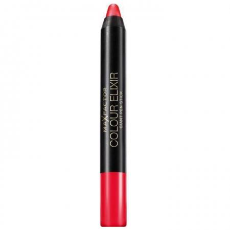 Ruj Max Factor Lipstick Colour Elixir Giant Pen Stick, 25 Foxy Amber
