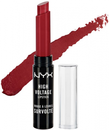 Ruj NYX Professional Makeup High Voltage Lipstick - 20 Burlesque