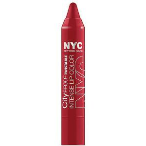 Ruj Creion NYC City Proof Twistable - 052 Rosevelt Island Red