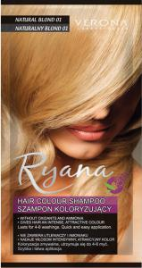 Sampon Profesional Colorant VERONA Professional - 01 Natural Blond