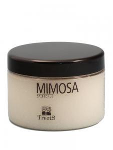 Sare Exfolianta pentru Corp TREETS cu Santal si Mimoza - 450 ml