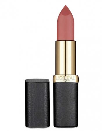 Set Buze L'Oreal Paris Color Riche Matte Lip Kit: Ruj 636 Mahogany Studs si Creion de Buze 302 Bois De Rose1