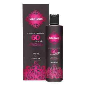 Spray Autobronzant Fake Bake cu Bronz in 60 minute Luxurious Golden Bronze, 236ml