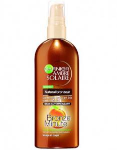 Gel Autobronzant Garnier Ambre Solaire No Streaks Wash Off - 150ml