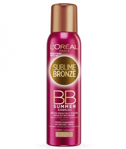 Spray Autobronzant Corector L'oreal Sublime Bronze BB Summer Airbrush, 150 ml