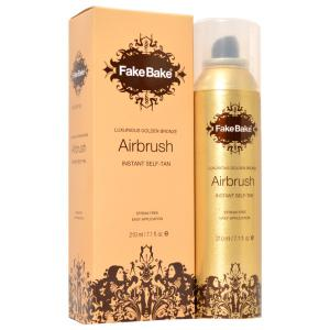 Spuma Autobronzanta Fake Bake Luxurious Golden Bronze Airbrush- 210 ml