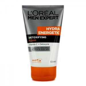 Spuma De Curatare L'oreal Men Expert Hydra Energetic Detoxifying