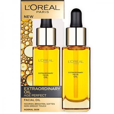 Ulei Pentru Hidratarea Si Iluminarea Tenului L'oreal Extraordinary Oil Normal Skin, 30 ml