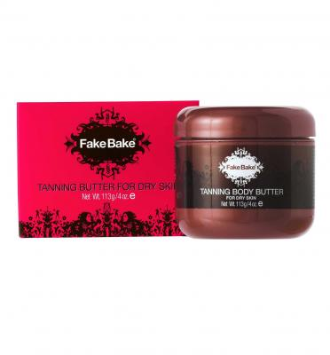 Unt de Corp Autobronzant FAKE BAKE Tanning Body Butter For Dry Skin, 113 gr0