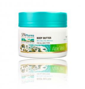 Unt de Corp cu Aloe Vera SpaPharma - PEER-1492, 350 ml