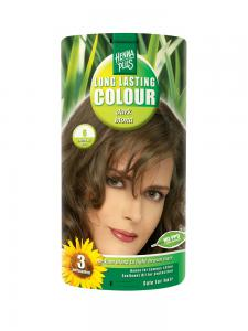Vopsea de Par HennaPlus Long Lasting Colour - Dark Blond 60
