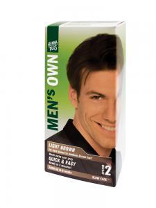 Vopsea de Par pentru Barbati HennaPlus Men's Own - Light Brown
