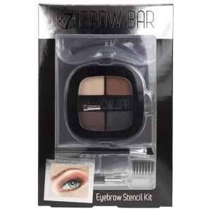 Kit pentru Sprancene W7 Brow Bar0
