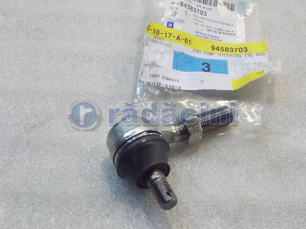 Cap bara dr  - producator CTR cod 94583703