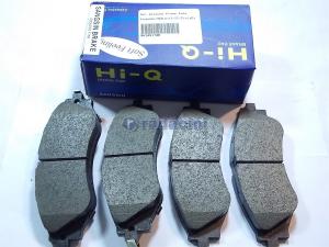 Set placute frana fata /I-II/Exc - producator HI-Q cod 96245178