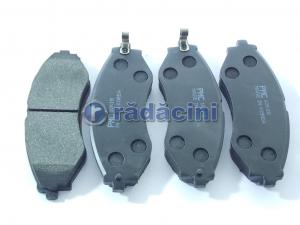 Set placute frana fata  - producator HI-Q cod 96405129