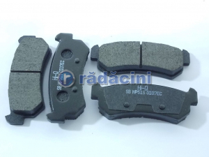 Set placute frana spate  - producator HI-Q cod 96405131