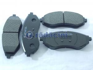 Set placute frana fata   - producator HI-Q cod 96534653