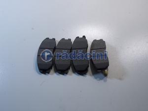Set placute frana fata  - producator  HI-Q cod 96626070