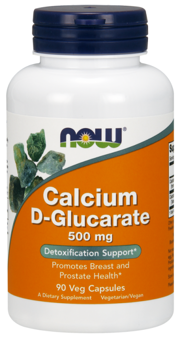 now-calcium-d-glucarate-500-mg-90-caps 0