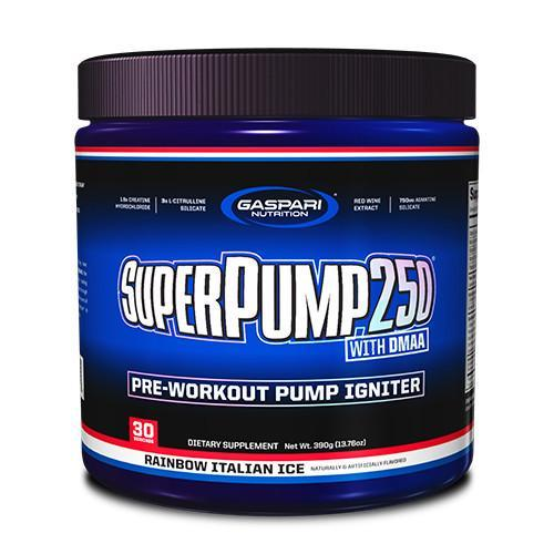 Gaspari SuperPump 250 25 serv USA 0