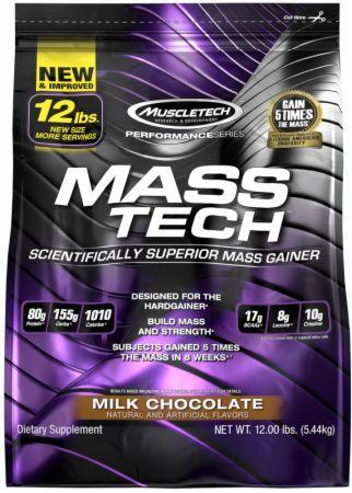 Muscletech Mass Tech 5.54 kg 0
