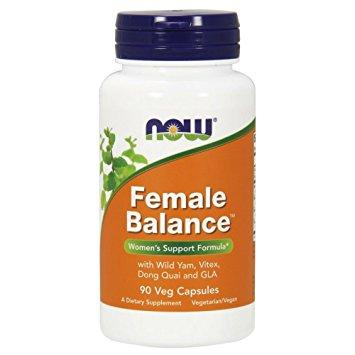 Now Female Balance 90 veg caps 0