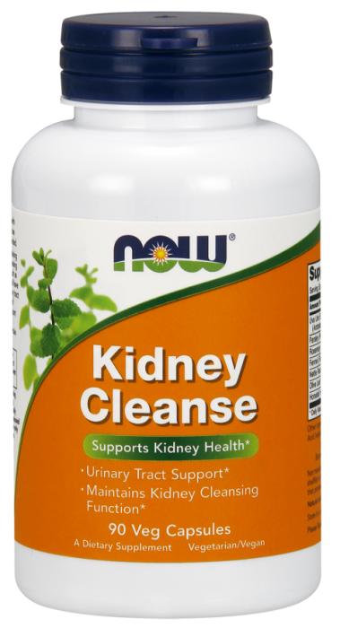 Now Kidney Cleanse 90 veg caps 0