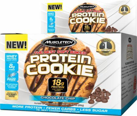 Muscletech Protein Cookie 6 bc 0