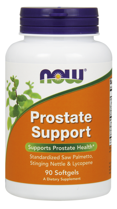 Now Prostate Support 90 softgels 0