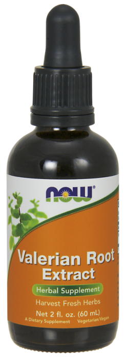 Now Valerian Root Extract 60 ml 0