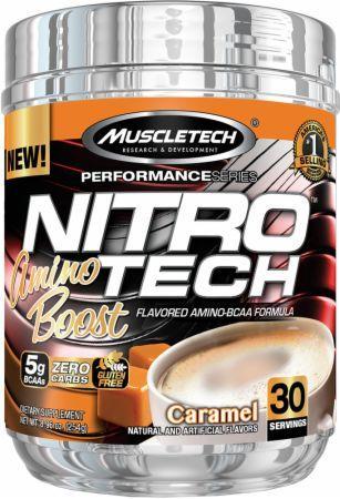 Muscletech Nitro Tech Amino Boost 30 serv 0