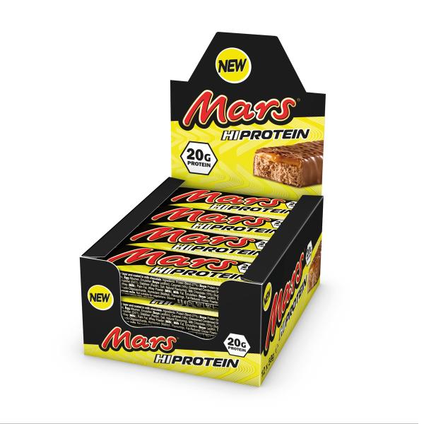 Mars Hi Protein 12x59g [0]