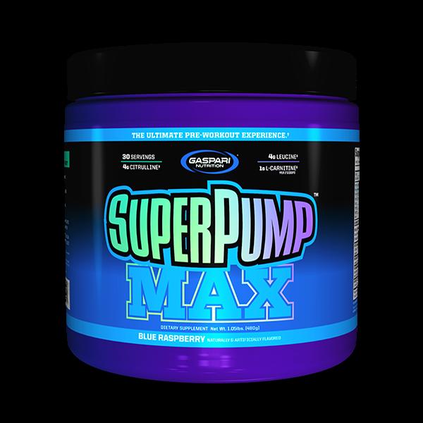 Gaspari SuperPump Max 30 serv [0]
