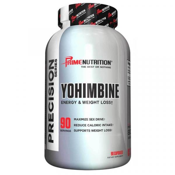 Prime Nutrition Yohimbine 90 caps 0
