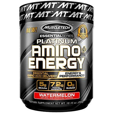 Muscletech Platinum Amino Energy 30 serv 0