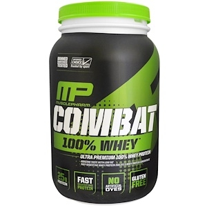 MusclePharm Combat Whey 907 g 0