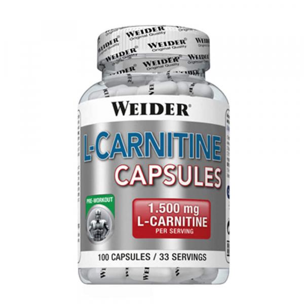 Weider L-Carnitine 100 caps [0]
