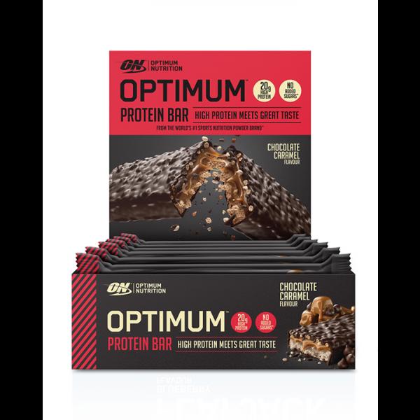 ON Optimum Protein Bar 10x60 g [0]