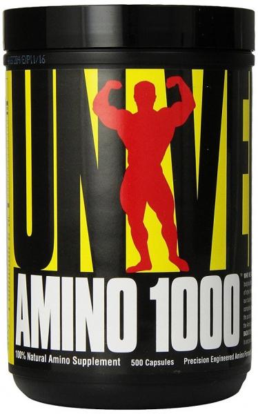 Universal Amino 1000 500 caps 0