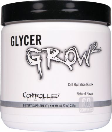 Controlled Labs Glycer Grow 2 60 serv 0