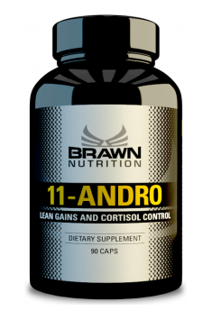 Brawn Nutrition 11-Andro 90 caps 0