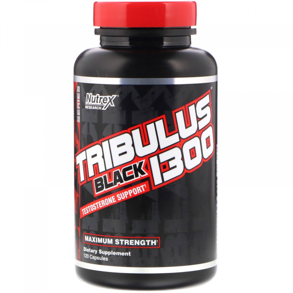 Nutrex Tribulus Black 1300 120 caps 0