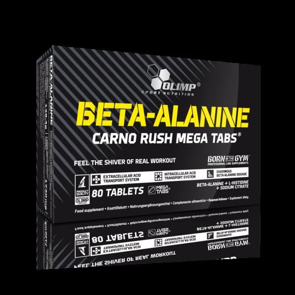 Olimp Beta Alanine Carno Rush MT 80 tab [0]