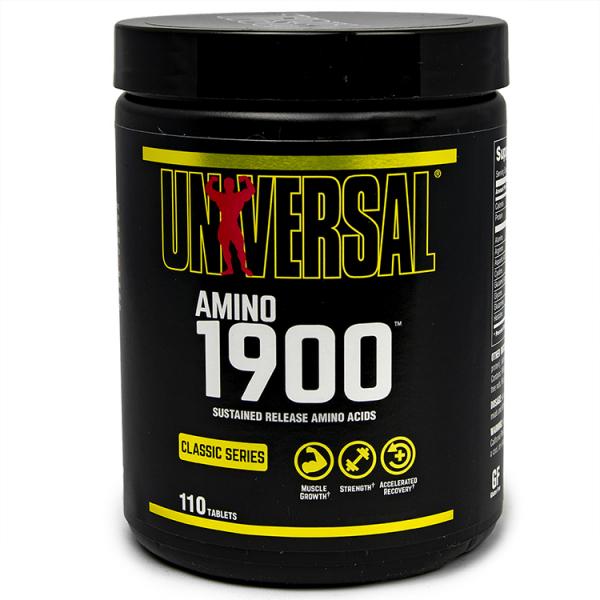 Universal Amino 1900 110 tab [0]